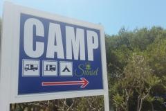 Camp Sunset board